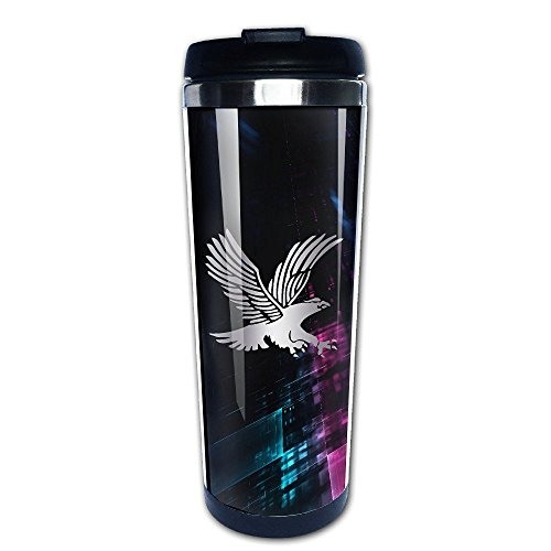 Stainless Steel Embry Riddle Aeronautical U Platinum Style Tumbler Coffee Mug (Tabletop Screen Printing Press compare prices)