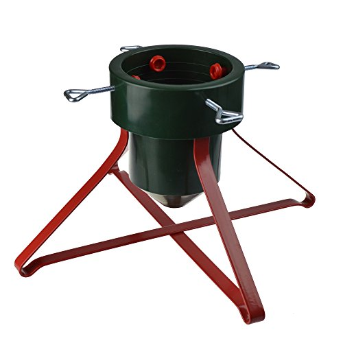 harbour-housewares-traditional-christmas-tree-stand-metal-frame-plastic-holder-red-green