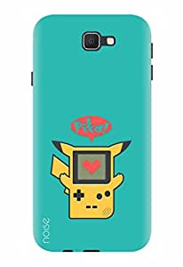 Noise Designer Printed Case / Cover for Samsung Galaxy On Nxt / Animated Cartoons / Pika Game Design