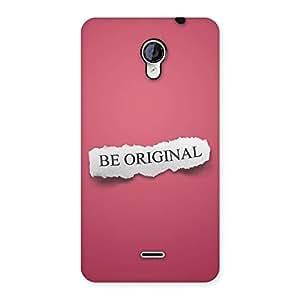 Be Orignal Multicolor Back Case Cover for Micromax Unite 2 A106