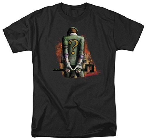 Batman Arkham City Riddler Convicted T-Shirt
