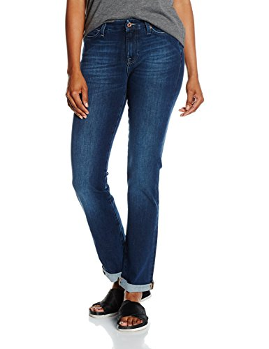7-for-all-mankind-kimmie-straight-jeans-femme-bleu-bi-stretch-mid-w32-l33-taille-fabricant-32