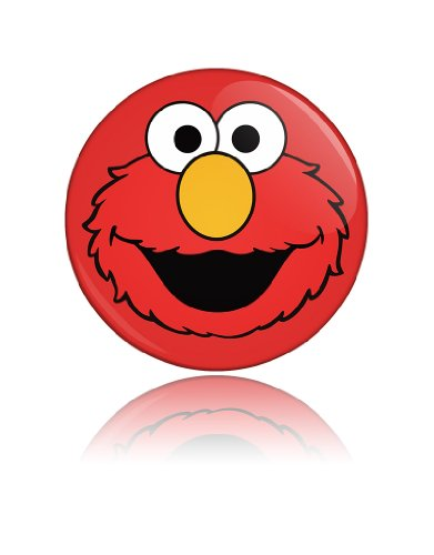Monster Funny Art Button Badge Cool Retro Gift Present Baby Shower Birthday front-901516