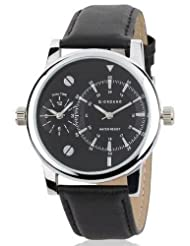 Giordano Black Dial Men's Watch - P3052