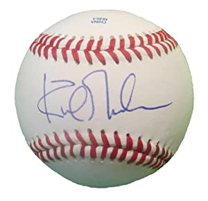 Kirk Gibson Autographed Signed Rolb Baseball, Los Angeles Dodgers, Arizona...