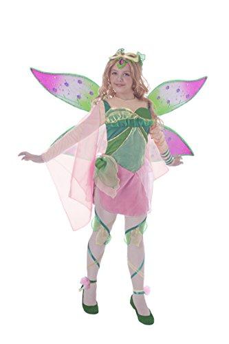 Ciao 11190 - Flora Bloomix Costume Winx Club, 7-9 Anni