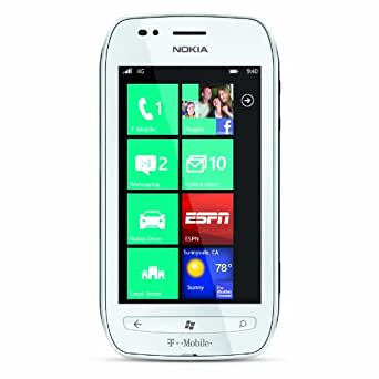 Nokia Lumia 710, White 8GB (T-Mobile)