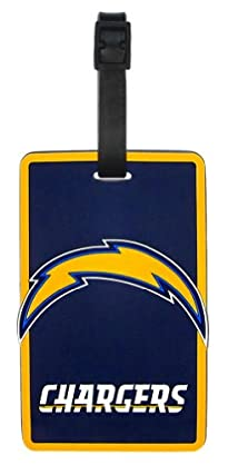 San Diego Chargers - NFL Soft Luggage Bag Tag