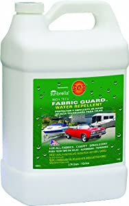 303 Products 30674 High Tech Fabric Guard with Water Repellant - 1 Gallon