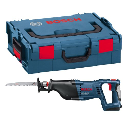 BOSCH Akkus&#228;bels&#228;ge GSA 18 V-LI Solo + L-Boxx