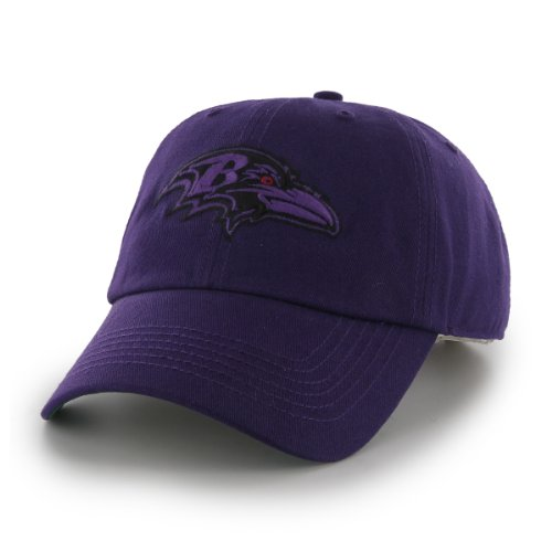 NFL Baltimore Ravens Men's Bergen Cap, One Size, Purple at Amazon.com