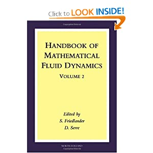 Teresia Self Handbook of Mathematical Fluid Dynamics ebook