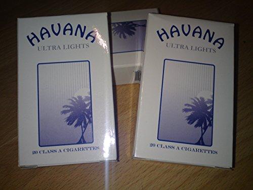 Balance digitale de 50 g à 0,01 g = forme zigarettenschachtel la marque american weigh ultra lights havana);