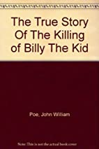 The True Story Of The Killing of Billy The…