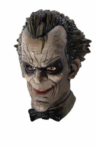 Rubies Costume Co Batman Arkham City Deluxe Joker Mask at Gotham City Store