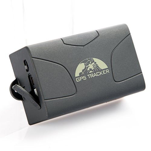 DoDoCool Vehicle Car GPS GPRS GSM Tracker 104 with Built-in Battery Alarm Anti-theft US Plug
