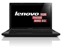 Lenovo G585 15.6-Inch Laptop (Matte Black)