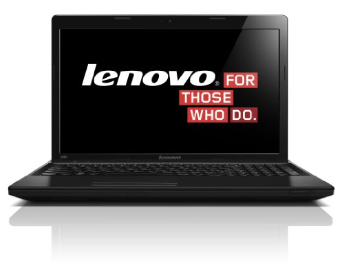 Lenovo G585 15.6-Inch Laptop (Black Textured)