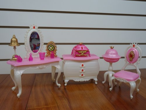 Princess Room Paly Set