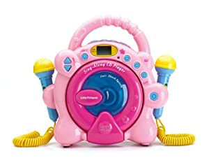 Sing Along CD Player Hot Pink Special Limited Edition