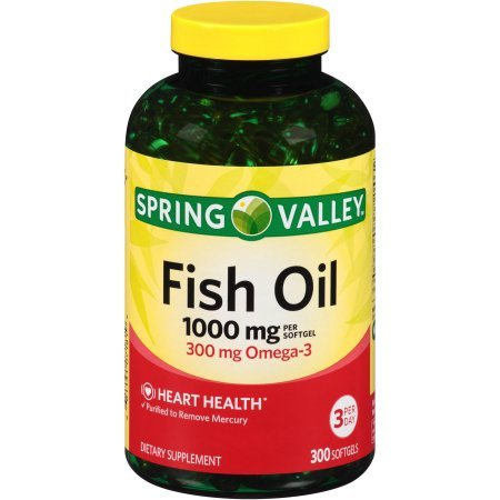 Top best 5 fish oil spring valley for sale 2016 product for Spring valley fish oil 1200 mg
