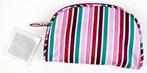 Modella Cosmetic Bag Purse Assorted (1 Case - 12 Pack)