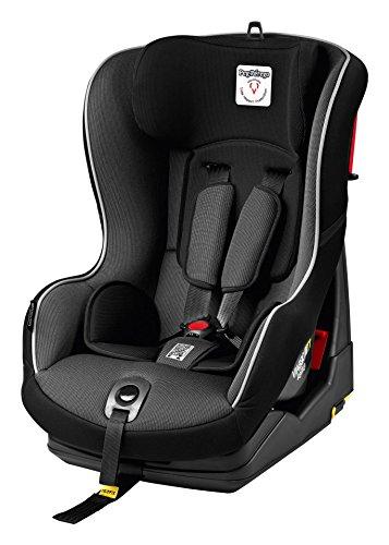PEG PEREGO Seggiolino Auto Viaggio 1 Duo-Fix K TT (9-18 Kg) Isofix Nero