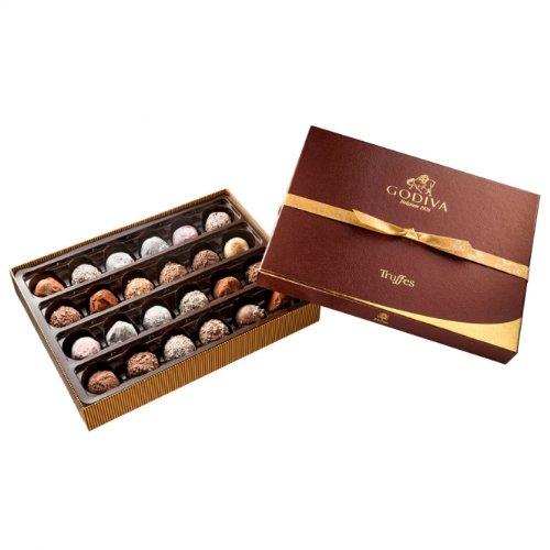 godiva-truffel-box-24-345g