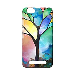 G-STAR Designer Printed Back case cover for Lenovo Vibe C ( A2020) - G5089