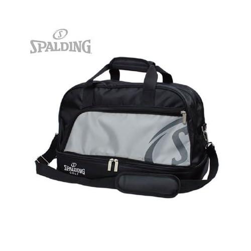 スポルディング ボストンバッグ SPBB-300 2段式 [カラー:シルバー] #51926-01302