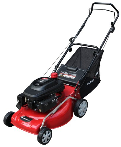 Power Smart DB6902 196cc Gas Powered 3-in-1 Lawn Mower, 20-Inch picture