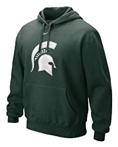 Michigan State Spartans Logo Hood By Nike by Nike