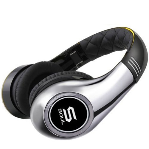 Brand New Soul Sl300 Cesc Fabregas Pro Hi-Definition On-Ear Headphones Ipod Ipad Iphone