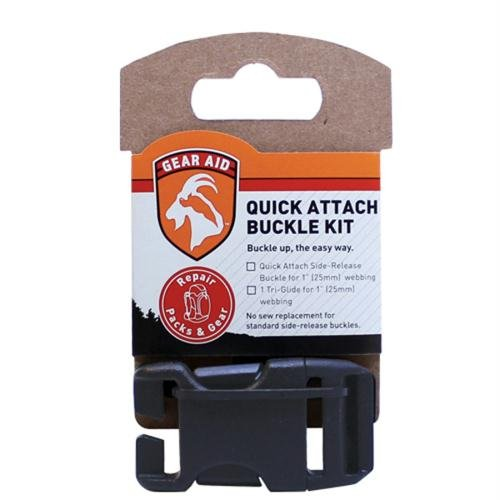"""Gear Aid Quick Attach 3/4"""" Buckle Kit front-659448"""