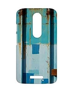 Mobifry Back case cover for Motorola Moto X 3rd generation Mobile (Printed design)