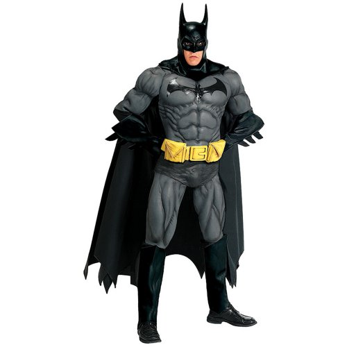 Rubies Costumes Mens Collector'S Edition Batman Adult Costume