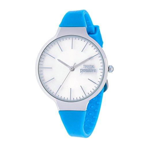 ladies-think-positiver-modell-se-w34-stahl-medium-steel-stahlband-aus-silikon-farbe-blau