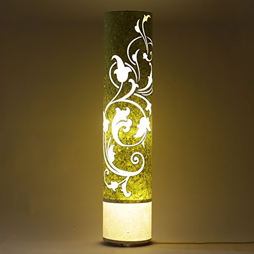 craftter-anthemion-design-green-and-blue-35-inch-long-cylinderical-cylinderical-artistic-floor-lamps