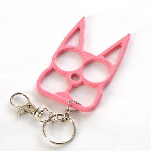 Safety Cat Keychain Uk
