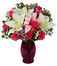 Exotic Bunches - Eshopclub Same Day Flower Delivery - Fresh Flowers - Wedding Flowers Bouquets - Birthday Flowers - Send Flowers - Flower Arrangements - Floral Arrangements