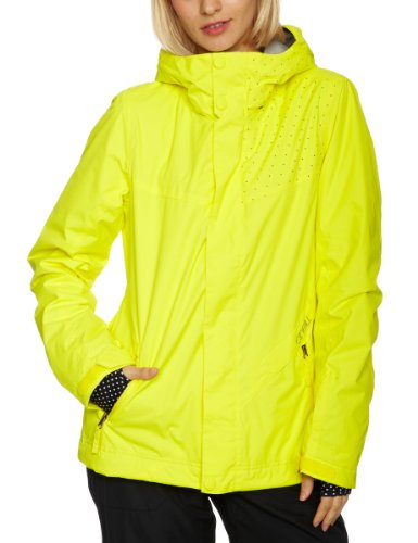 O'Neill Escape Agate Women's Coat Blazing Yellow X-Large
