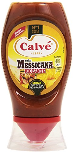 Calvãš Salsa Messicana 250 Ml