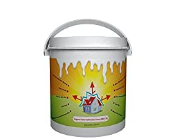 StarShield - (4 Ltr) Best Eco Friendly Solar Reflective & Insulating High Albedo Heat Resistant Cool Paint Coating for roof, Exterior & Interior Surface & Water Tanks. (Highest SRI Value-130 in India) [Certified by GRIHA Council, US Green Building Council & Indian Green Building Council]