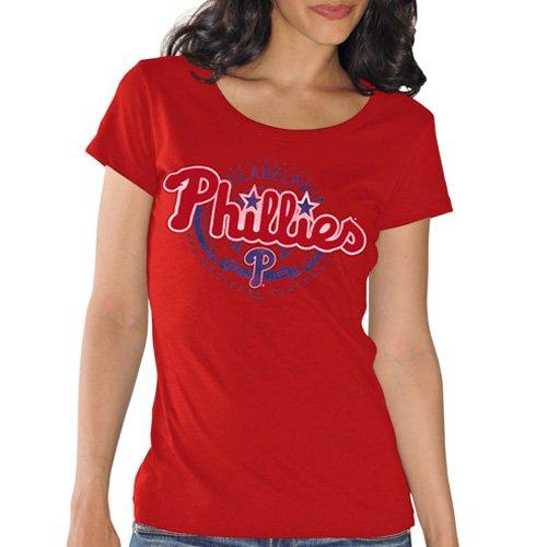 MLB Women's Philadelphia Phillies Double Play