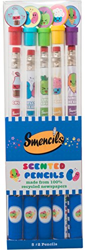 Graphite Smencils® 5 Pack - 1