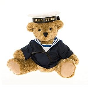 Authentic Navy Sailor Teddy Bear The Great British Teddy