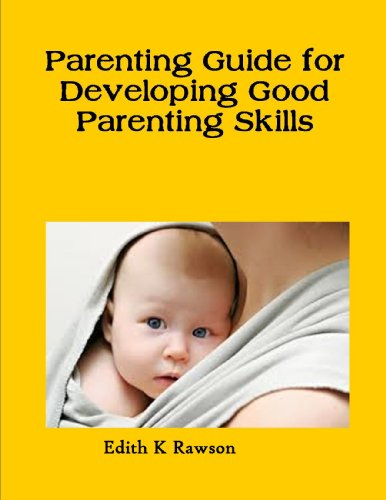Parenting Guide For Developing Good Parenting Skills front-100835