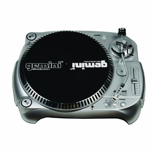Buy Bargain Gemini DJ TT-2000 Direct Drive DJ Turntable