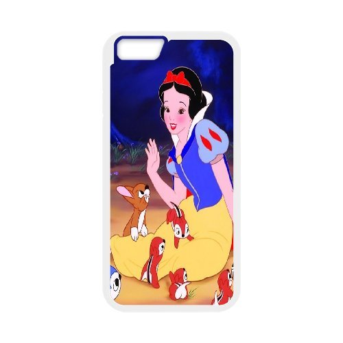High Quality (SteveBrady Phone Case) Fairy Tale Princess Snow White Hold Apple For Apple Iphone 6 Plus 5.5 inch screenPATTERN-16