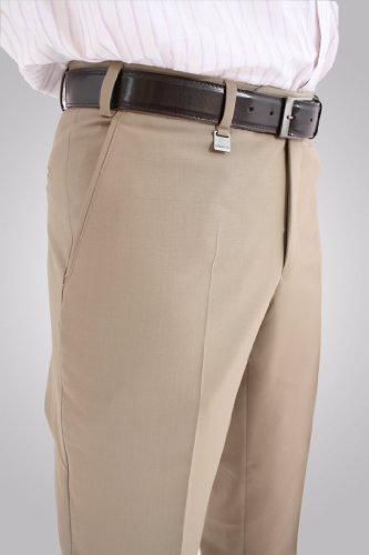 Douglas Business trouser 38inch Waist 33inch, Beige (95)